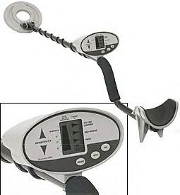 Bounty Hunter Discovery™ Metal Detector with Pinpoint